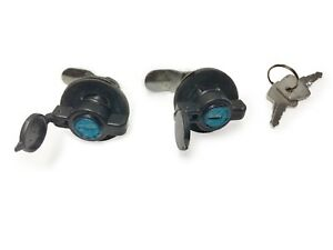 Lock Kit For Hard Tonneau Cover Key Replacement Automotive Accessories 2 Sets Ebay