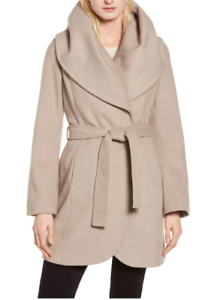 Tahari-Marla-Belted-Wrap-Coat-400-Size-XL-7A-1424-NEW