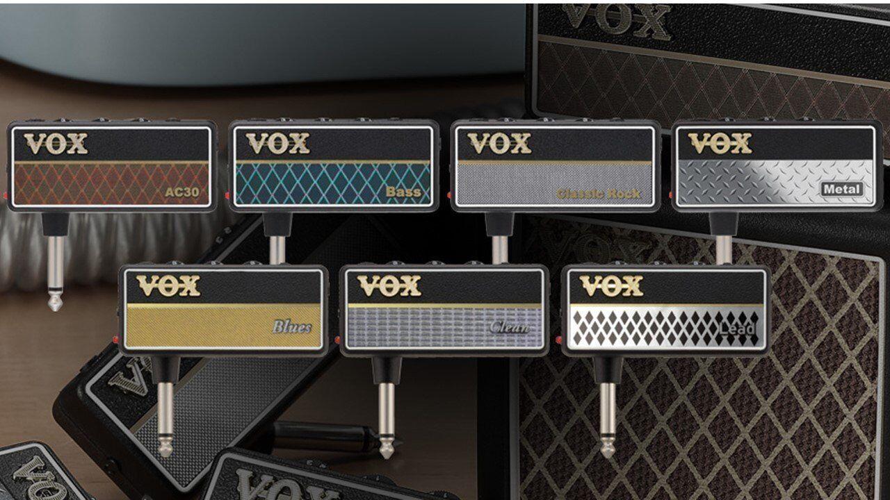 Guitarra Guitarra Guitarra Amplificador De Auriculares Vox Amplug 2 plomo de Japón Nuevo 980f08