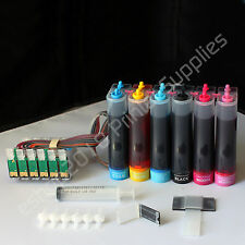 Non-OEM CISS CIS Ink T098 For Epson Artisan 725
