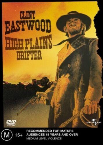 1 of 1 - High Plains Drifter (DVD, 2003) as NEW