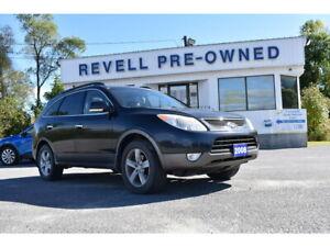 2008 Hyundai Veracruz Limited AWD | 3.8L | Moon | Lthr | 7-pass. | AS IS