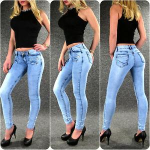 Zazou Low-Rise Women's Jeans Xs S M L XL Skinny Stretch Low Waist Hip Jeans 813A