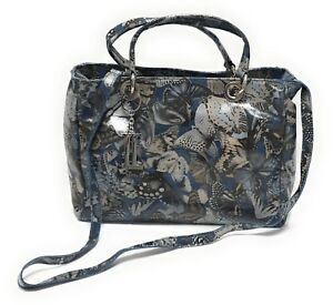 dfcbd9cb13eef Das Bild wird geladen Designer-Damen-Tasche-LUCA-LORENZO-Henkeltasche -Handtasche-Echtleder-