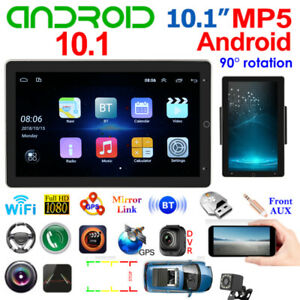 2-Din-10-1-039-039-Rotatable-Display-Android-Car-Stereo-GPS-Navigation-AUX-USB-Radio