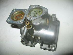image is loading carburetorfloatbowlcover1979yamahaxt500xtstebay