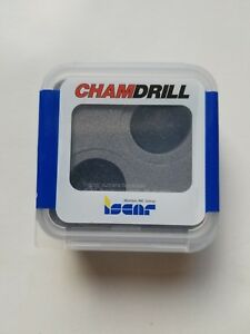 Iscar ChamDrill Carbide Drill Ins. IDI 0504-SG IC908 MF#5504917 Brand New/2 Ins.
