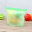 Reusable-Silicone-Food-Storage-Bags-2-Large-2-Medium-Sandwich-Liquid-Snack thumbnail 3