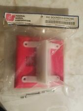 Federal Signal 460 Sounderstrobe New Sealed