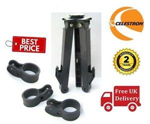 Celestron SLT Tripod Spreader Brace and Round Tripod Clip Set 8001117 (UK Stock)