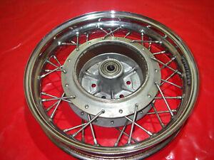 Bello Cerchio Ruota Posteriore Suzuki Ls 650 Savage Posteriore Cerchione Roue