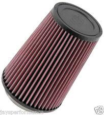 """Kn Universal Filtro de aire (RU-2710) 3-5/16""""FLG, 4-3/4""""B, 3-1/2""""T, 6-1/2""""H"""