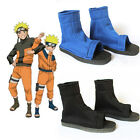 Cosplay Shoes Blue Black Fuu Cosplay Party Ninja Shoes Boots Costume Fashion FO