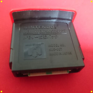Image Is Loading Nintendo 64 Expansion Pak Official N64 Memory Pack