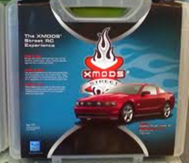 Xmods 2018 Ford Mustang Nuevo Marrón Evo Street Series Starter Kit