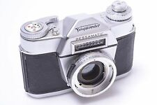 VOIGTLANDER BESSAMATIC 35MM SLR NEEDS CLA..