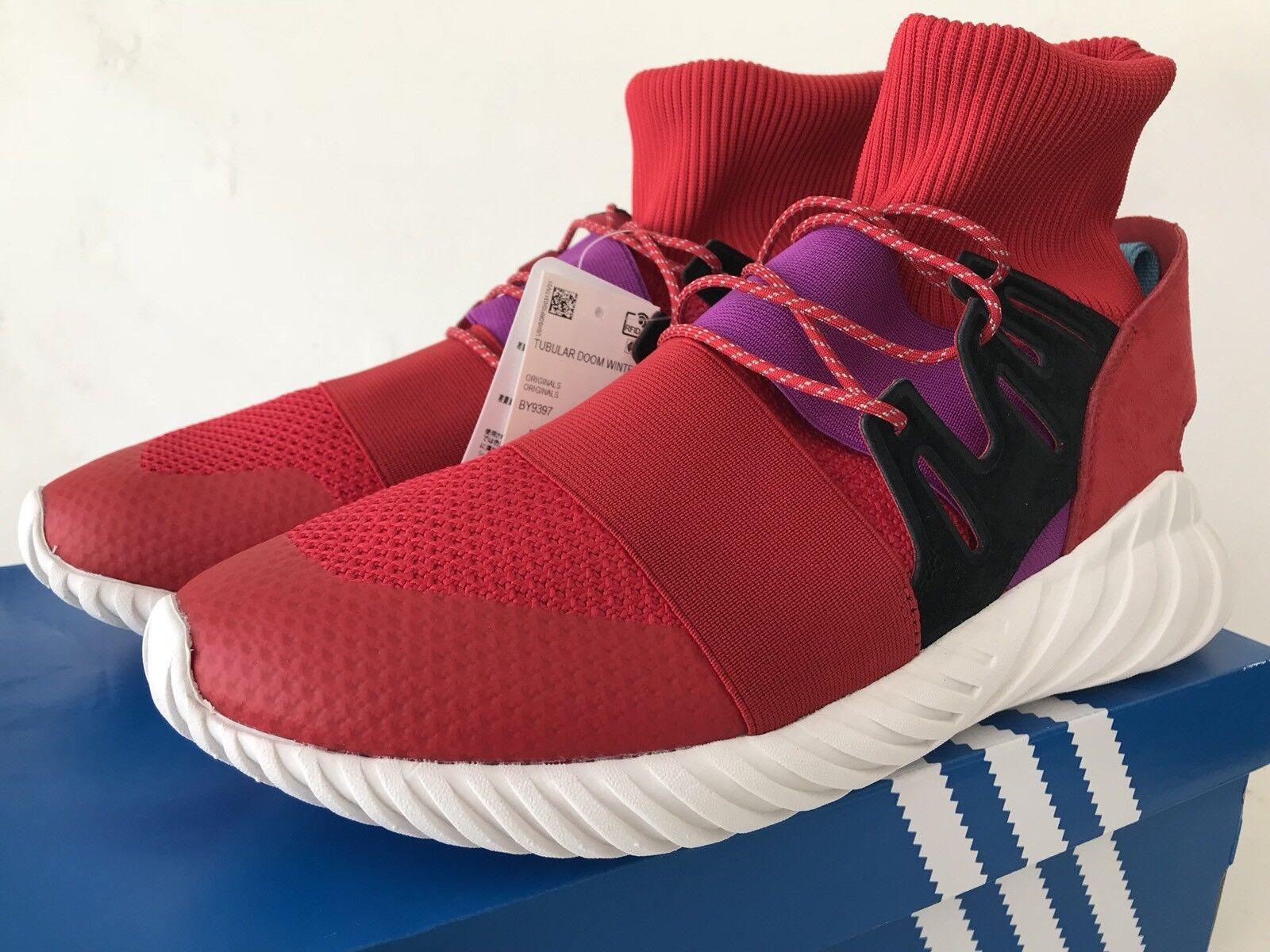 Adidas Originals tubular by9397 Rojo invierno talla 10 75578d Doom