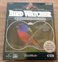 Bird Watcher Cd-rom Interactive Birding Computer Game Wildlife Series