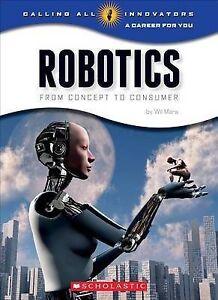 ROBOTICS-by-WIL-MARA-Paperback-book-2015