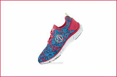 ZUMBA Classic Fly Shoes Trainers ZSlide- Weightless-Impact Max-Support 7.5, 8