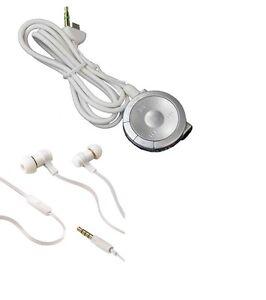 Cuffia-auricolare-psp-playstation-portatile-2000-3000-bianco-con-controllo-volum