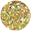 Large-Gold-Holographic-Glitter-20ml-10g-Chunky-Mix-Multi-Dance-Costume-Flake thumbnail 5