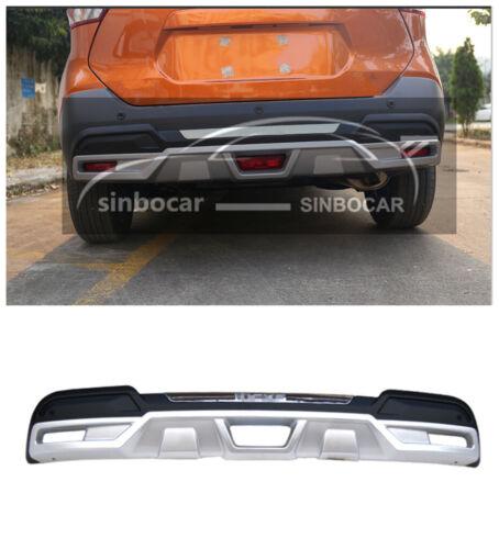 Car Styling Rear Bumper Protector Plate Guard Trim For Nissan Kicks 2017 2018