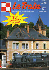 LE TRAIN N° 174 DE 2002, A1A A1A 6800 DE ROCO, VERTE OU BLEU