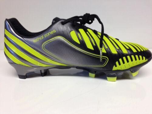 Met Lz Predator Adidas Noir Gr Iron chaussures Trx 40 de football Fg Lime Neo 6qgwg
