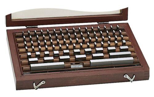 50-018-1 SPI Gage Block Set 81pc Grade 0