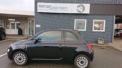 salg af Fiat 500 1,2 Lounge - 2018