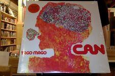 Can Tago Mago 2xLP sealed vinyl + download RE reissue
