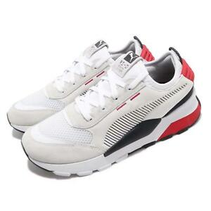 54b91d39d0d Puma RS-0 Winter INJ Toys Running System White Red Men Shoes ...