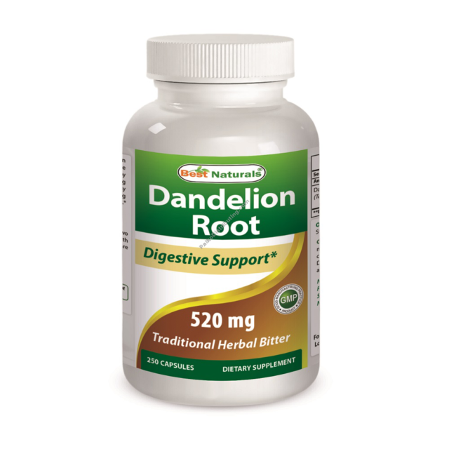 Best Naturals Dandelion Root 520 Mg 250 Capsules For Sale Online Ebay