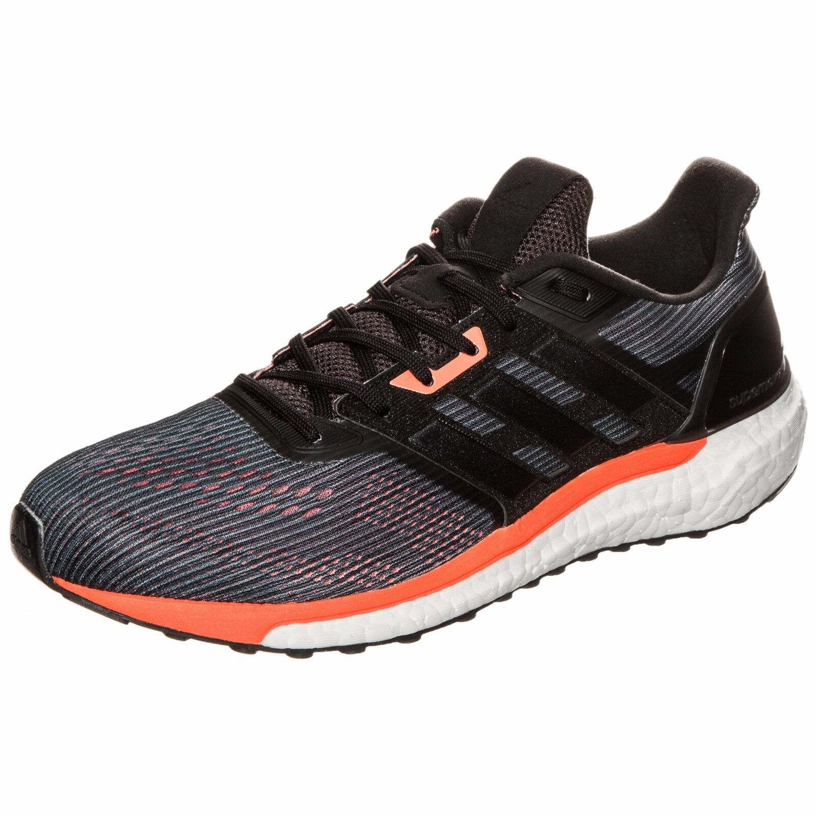 Adidas Men's Supernova Running Shoes Utility Black/Black BB3473 Sz 8 - - 8 13 73e85c
