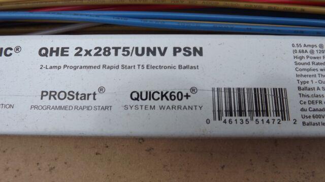 Sylvania 49136 Fluorescent Ballast