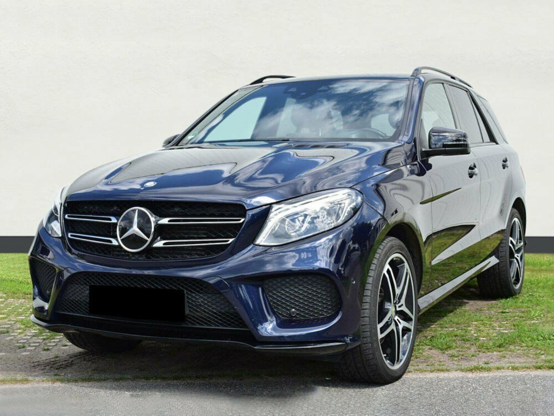 Mercedes GLE350 d 3,0 aut. 4-M 5d - 5.495 kr.