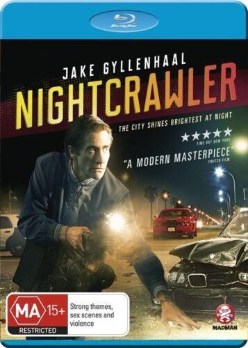 1 of 1 - Nightcrawler - Jake Gyllenhaal NEW B Region Blu Ray