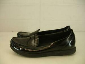 Womens 9.5 10 sz 40 Geox Respira D Avery Penny Loafer Shoes