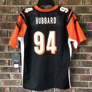 Details about Sam Hubbard Women's NFL Pro Line Cincinatti Bengals Officially Licensed Jersey