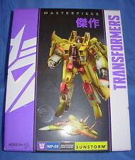 2014 TRANSFORMERS MASTERPIECE SUNSTORM MP-05 Action Figure Toys R Us Exclusive