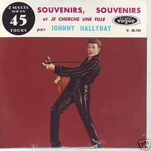 CD 2 titres JOHNNY HALLYDAY souvenirs souvenirs - France - État : Comme neuf : Objet semblant avoir été retiré de son film plastique récemment. Aucune marque d'usure apparente. Toutes les faces de l'objet sont impeccables et intactes. Consulter l'annonce du vendeur pour avoir plus de détails et voi - France