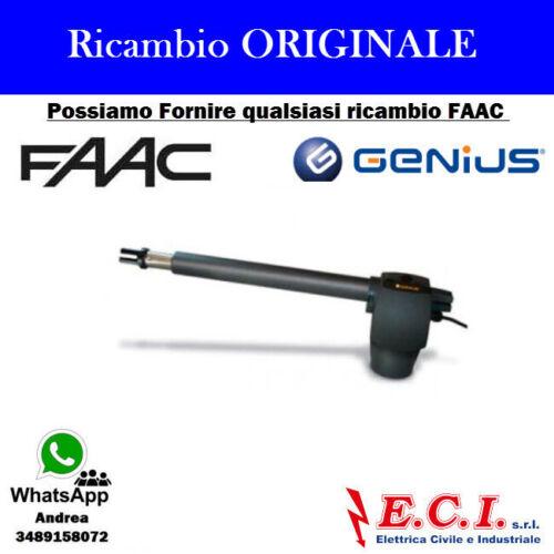 FAAC Genius Getriebemotor Fatal Rechts 230v G-Bat 300 Rechts 6170026
