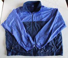 Patagonia Retro Windbreaker Ski Jacket Men's XL Blue Coat Full Zip 90s Rain Snow