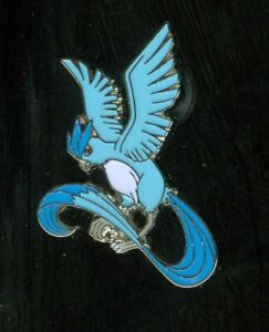 Pokemon ARTICUNO COLLECTOR'S PIN (Release date: September 2016) - NEW