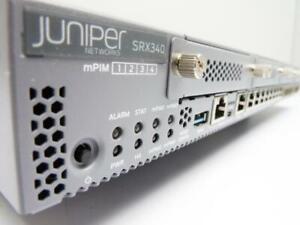 Juniper Networks SRX340 16-Port Service Security Gateway Appliance