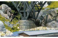 Faller 120538 HO 1/87 Piliers de pont en béton - Concrete piers