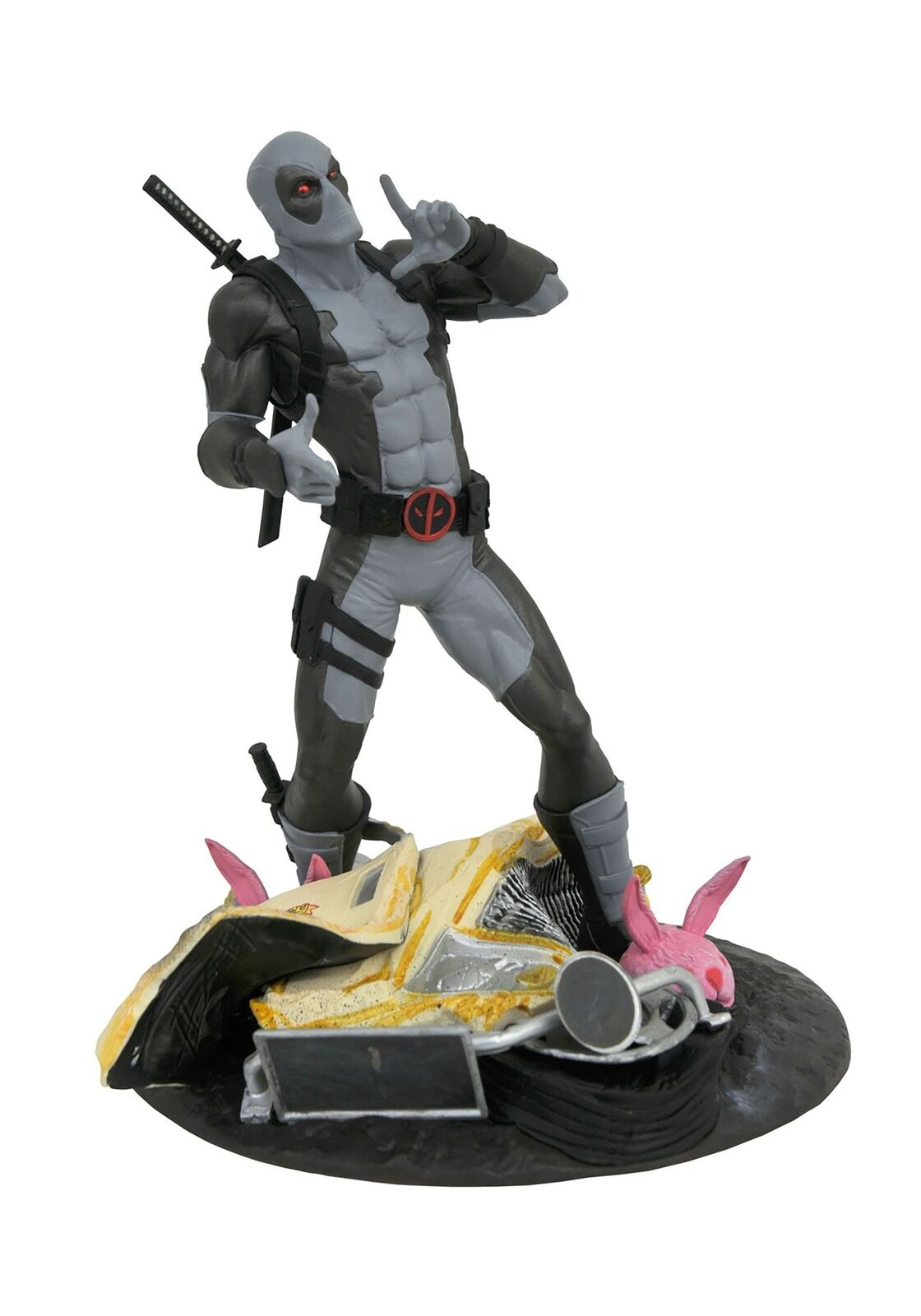 SDCC 2019 Marvel Gallery X-Force Taco Truce Deadpool Statue