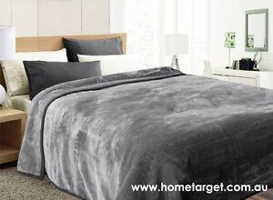 Brand New Shangri-la Mink Blanket 600gsm mb