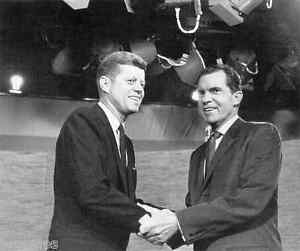Nixon and Kennedy: an example of friendship in politics
